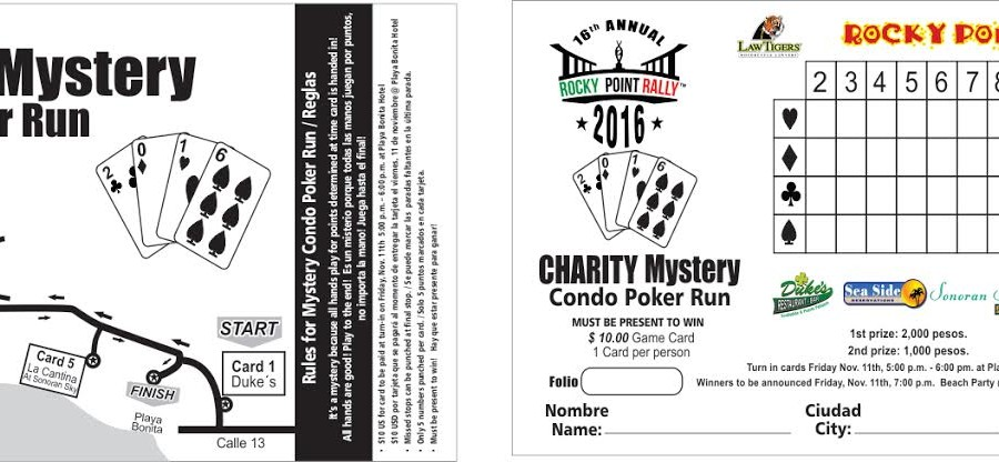 poker run-condo