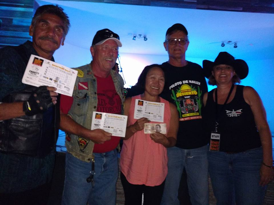 poker run winners
