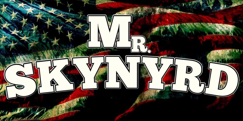 Mr. Skynyrd Logo 2018